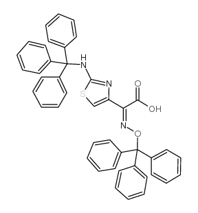 (Z)-2-(5-AMINO-1,2,4-THIADIAZOL-3-YL)-2-METHOXYIMINO ACETIC ACID