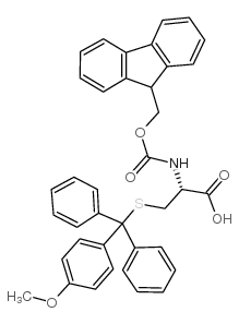 Fmoc-Cys(4-methoxytrityl)-OH